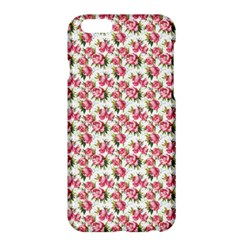 Gorgeous Pink Flower Pattern Apple Iphone 6 Plus/6s Plus Hardshell Case by Brittlevirginclothing