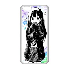 Shy Anime Girl Apple Iphone 5c Seamless Case (white) by Brittlevirginclothing
