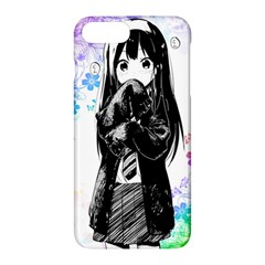 Shy Anime Girl Apple Iphone 7 Plus Hardshell Case by Brittlevirginclothing