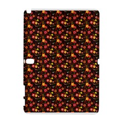 Exotic Colorful Flower Pattern  Galaxy Note 1 by Brittlevirginclothing