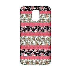 Cute Flower Pattern Samsung Galaxy S5 Hardshell Case  by Brittlevirginclothing