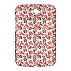 Gorgeous Pink Flower Pattern Samsung Galaxy Note 8 0 N5100 Hardshell Case  by Brittlevirginclothing