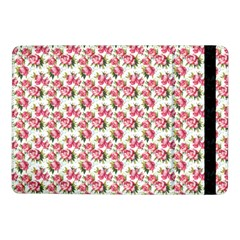 Gorgeous Pink Flower Pattern Samsung Galaxy Tab Pro 10 1  Flip Case by Brittlevirginclothing