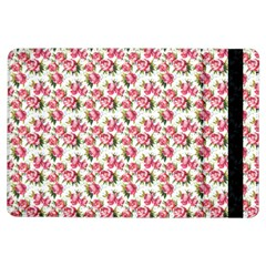 Gorgeous Pink Flower Pattern Ipad Air Flip by Brittlevirginclothing