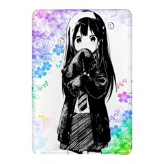 Shy Anime Girl Samsung Galaxy Tab Pro 12 2 Hardshell Case by Brittlevirginclothing