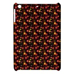 Exotic Colorful Flower Pattern  Apple Ipad Mini Hardshell Case by Brittlevirginclothing