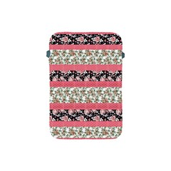 Cute Flower Pattern Apple Ipad Mini Protective Soft Cases by Brittlevirginclothing