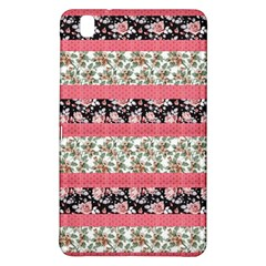 Cute Flower Pattern Samsung Galaxy Tab Pro 8 4 Hardshell Case by Brittlevirginclothing
