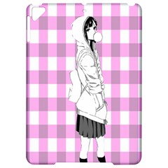 Cute Anime Girl  Apple Ipad Pro 9 7   Hardshell Case by Brittlevirginclothing