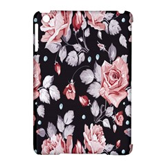 Vintage Flower  Apple Ipad Mini Hardshell Case (compatible With Smart Cover) by Brittlevirginclothing