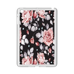Vintage Flower  Ipad Mini 2 Enamel Coated Cases by Brittlevirginclothing