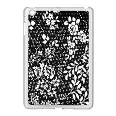 Flower Apple Ipad Mini Case (white) by Brittlevirginclothing