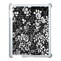 Flower Apple Ipad 3/4 Case (white) by Brittlevirginclothing