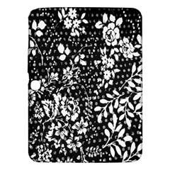 Flower Samsung Galaxy Tab 3 (10 1 ) P5200 Hardshell Case  by Brittlevirginclothing