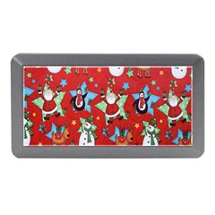 Xmas Santa Clause Memory Card Reader (mini)