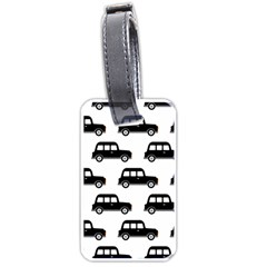 Car Luggage Tags (one Side)