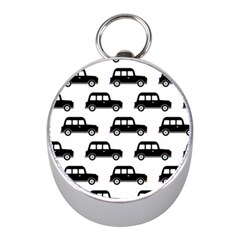 Car Mini Silver Compasses by AnjaniArt