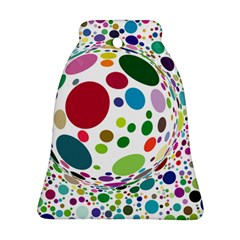 Color Balls Ornament (bell)