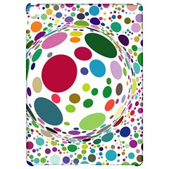 Color Balls Apple Ipad Pro 12 9   Hardshell Case