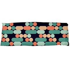 Coral Mint Color Style Body Pillow Case (dakimakura) by AnjaniArt