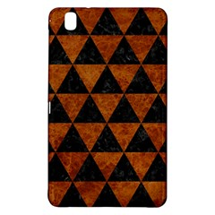 Triangle3 Black Marble & Brown Marble Samsung Galaxy Tab Pro 8 4 Hardshell Case by trendistuff