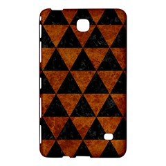 Triangle3 Black Marble & Brown Marble Samsung Galaxy Tab 4 (7 ) Hardshell Case  by trendistuff