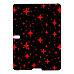 Bright Red Stars In Space Samsung Galaxy Tab S (10 5 ) Hardshell Case  by Costasonlineshop