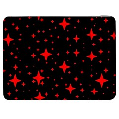 Bright Red Stars In Space Samsung Galaxy Tab 7  P1000 Flip Case by Costasonlineshop