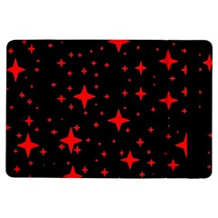 Bright Red Stars In Space Ipad Air Flip by Costasonlineshop