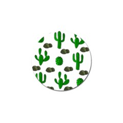 Cactuses 3 Golf Ball Marker (10 Pack) by Valentinaart