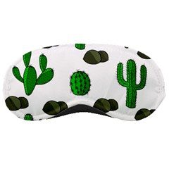 Cactuses 3 Sleeping Masks