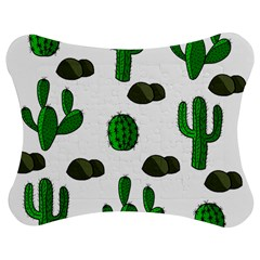 Cactuses 3 Jigsaw Puzzle Photo Stand (bow)