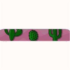 Cactuses 2 Small Bar Mats by Valentinaart