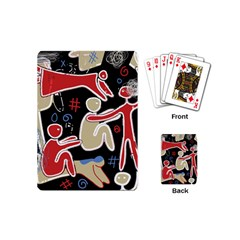 Family Playing Cards (mini)