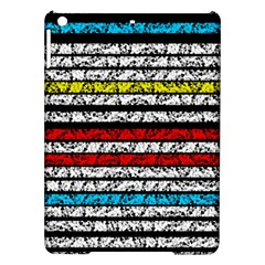 Simple Colorful Design Ipad Air Hardshell Cases by Valentinaart