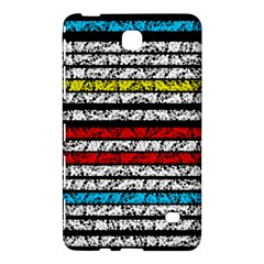 Simple Colorful Design Samsung Galaxy Tab 4 (7 ) Hardshell Case