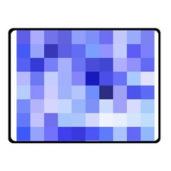 Pixie Blue Fleece Blanket (small) by designsbyamerianna
