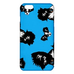 Cute Face Dog Funny Detective Iphone 6 Plus/6s Plus Tpu Case by AnjaniArt