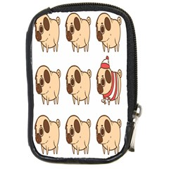 Cute Dog Compact Camera Cases
