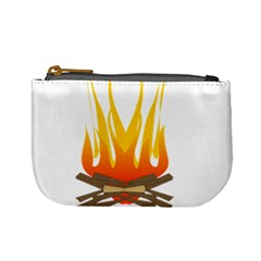 Fire Mini Coin Purses
