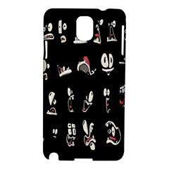 Face Mask Animals Samsung Galaxy Note 3 N9005 Hardshell Case