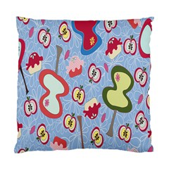 Fruit Apple Standard Cushion Case (two Sides) by AnjaniArt