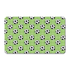Green Ball Magnet (rectangular)