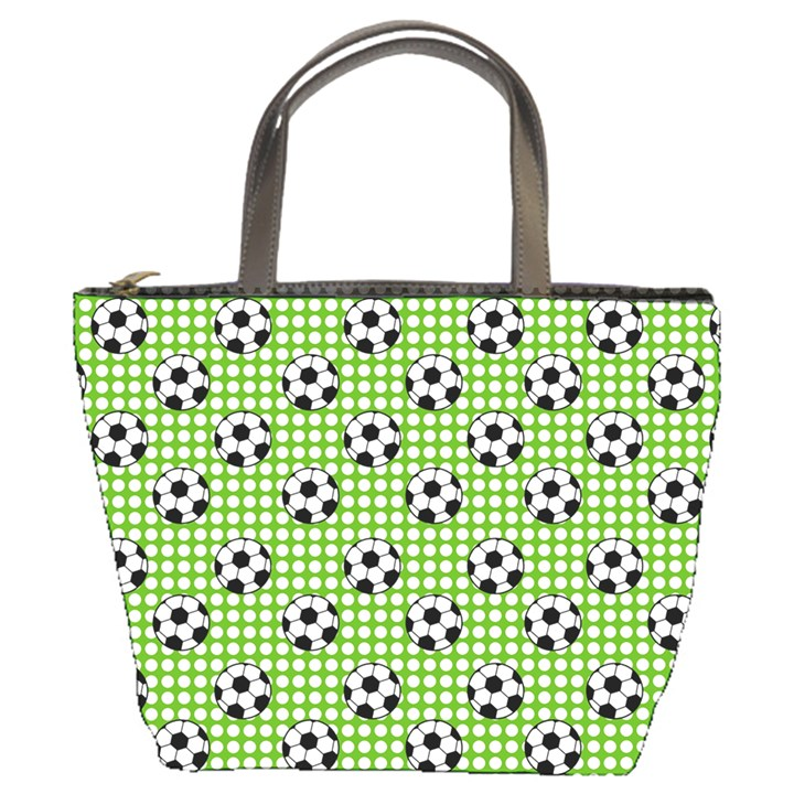 Green Ball Bucket Bags