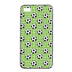 Green Ball Apple Iphone 4/4s Seamless Case (black)