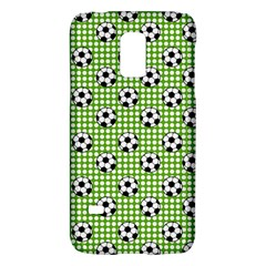 Green Ball Galaxy S5 Mini by AnjaniArt