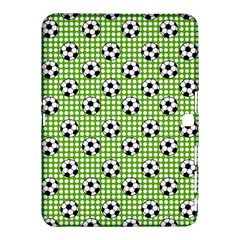 Green Ball Samsung Galaxy Tab 4 (10 1 ) Hardshell Case  by AnjaniArt