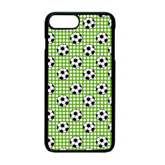 Green Ball Apple Iphone 7 Plus Seamless Case (black) by AnjaniArt