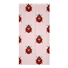 Insect Animals Cute Shower Curtain 36  X 72  (stall)  by AnjaniArt