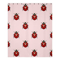 Insect Animals Cute Shower Curtain 60  X 72  (medium)  by AnjaniArt